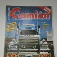 Coches: CAMION Nº 46 - JUNIO 1993 - REVISTA SOBRE CAMIONES. Lote 32088196