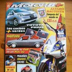 Coches: MOTOR 8+ / 21 OCTUBRE 2006. Lote 32408731
