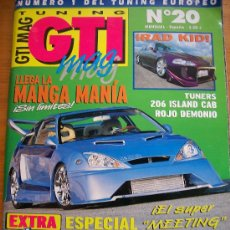 Coches: GTI MAG TUNING / Nº20. Lote 32408757