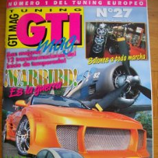 Coches: GTI MAG TUNING Nº27. Lote 32408830