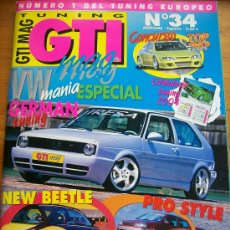 Coches: GTI MAG TUNING Nº34. Lote 32408906