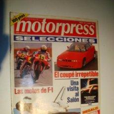 Coches: MOTORPRESS SELECCIONES Nº 14 -. Lote 32560581