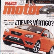 Coches: REVISTA MARCA MOTOR Nº 26 AÑO 2005. PRUEBA: SAAB SPORT HACTH. MERCEDES ML 320 CDI. HUMMER H3. ROLLS . Lote 32761187