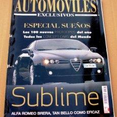 Coches: REVISTA AUTOMÓVILES EXCLUSIVOS Nº 17. Lote 32925242
