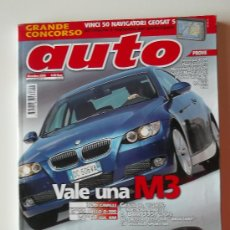 Coches: CATALOGO REVISTA ITALIANA AUTO DICIEMBRE 2006. 402 PAGINAS. Lote 33489478