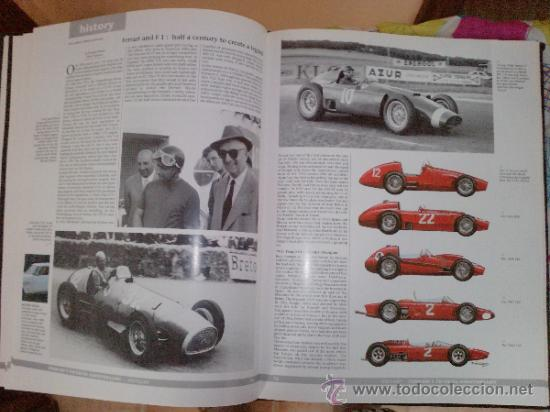 Coches: LIBRO FORMULA 1 YEARBOOK 1997-1998-FORWORD BY OLIVER PANIS -FORMATO GRANDE-INGLES - Foto 4 - 33694398