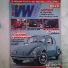 Coches: REVISTA VW NUMERO 9. Lote 33724279