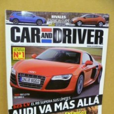 Coches: REVISTA - CAR AND DRIVER - . Lote 35054368