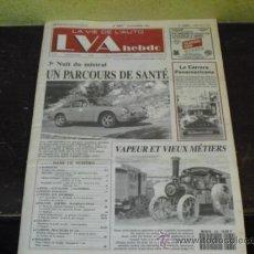 Coches: LA VIE DE L'AUTO Nº 582 - CARRERA PANAMERICANA -. Lote 35469623