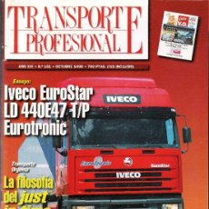 Coches: TRANSPORTE PROFESIONAL - 1998 - HANNOVER '98. Lote 35577048