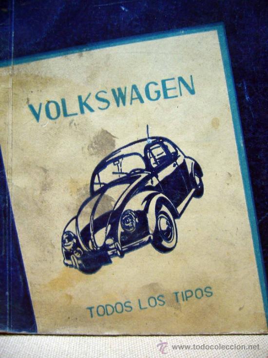 Coches: REVISTA, REVISTA TECNICA DEL ATOMOVIL, VOLKSWAGEN, TODOS LOS TIPOS, Nº 6, 1958 - Foto 2 - 36404701