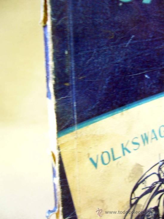 Coches: REVISTA, REVISTA TECNICA DEL ATOMOVIL, VOLKSWAGEN, TODOS LOS TIPOS, Nº 6, 1958 - Foto 5 - 36404701