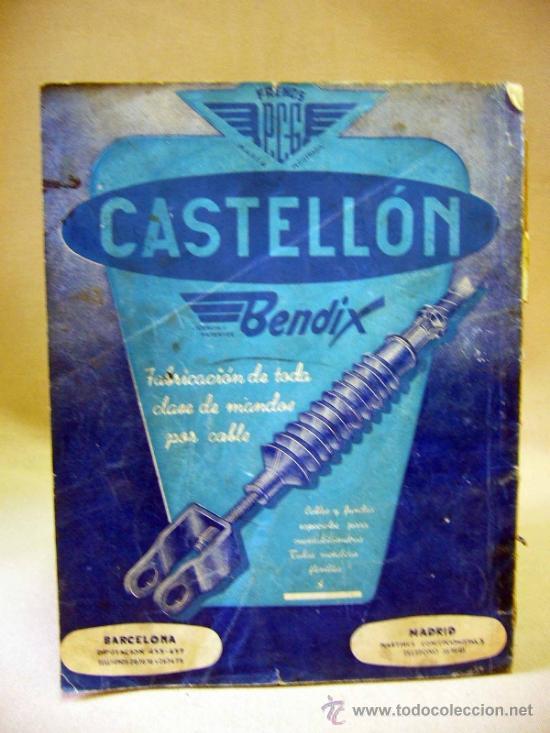 Coches: REVISTA, REVISTA TECNICA DEL ATOMOVIL, VOLKSWAGEN, TODOS LOS TIPOS, Nº 6, 1958 - Foto 10 - 36404701