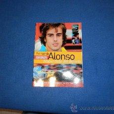 Coches: FERNANDO ALONSO NUEVO MITO DEL DEPORTE 2005 AUTOPISTA. Lote 144443034
