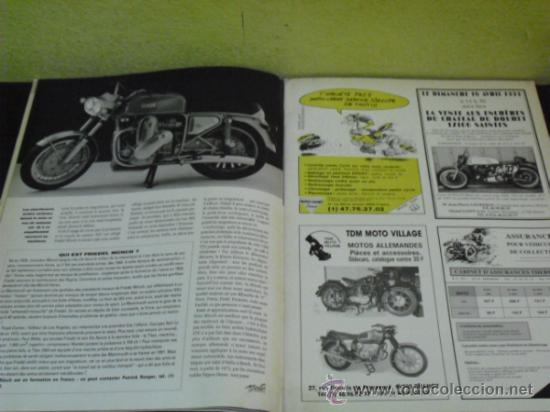 Coches: MOTO LEGENDE Nº 25 - PRUEBA MUNCH 1200 - BSA 650 - - Foto 5 - 36428422