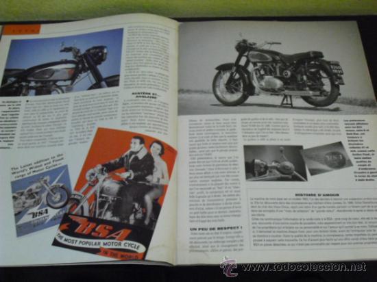 Coches: MOTO LEGENDE Nº 25 - PRUEBA MUNCH 1200 - BSA 650 - - Foto 8 - 36428422