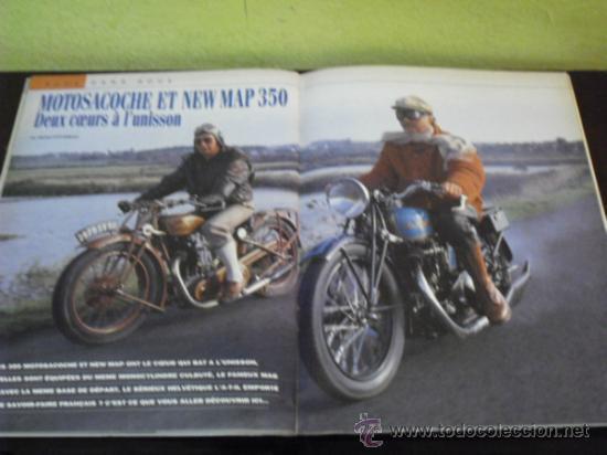 Coches: MOTO LEGENDE Nº 25 - PRUEBA MUNCH 1200 - BSA 650 - - Foto 7 - 36428422