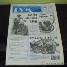Coches: LA VIE DE LA MOTO Nº 15 - PRUEBA BSA 500 GOLD STAR CROSS -. Lote 36756600
