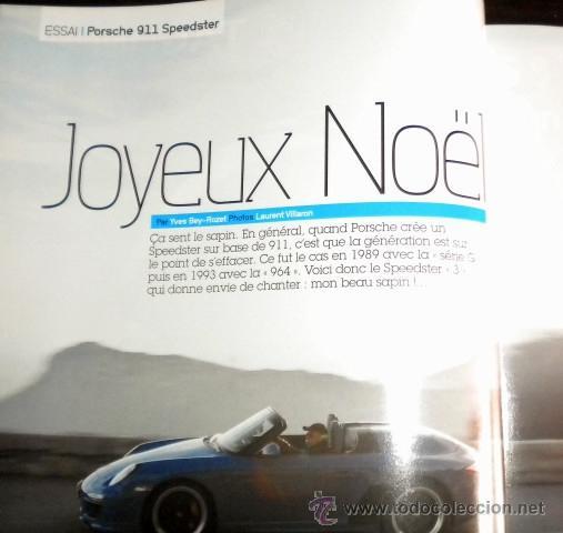 Coches: Sport Auto ( Frances ) - 587 - Diciembre 2010 - Foto 8 - 37260973