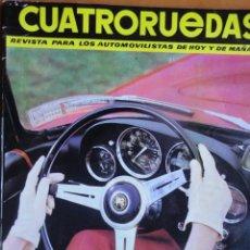Coches - REVISTA AUTOMOVIL CUATRORUEDAS NUMERO 2 AÑO 1 1963 SEAT 600 - 37347309