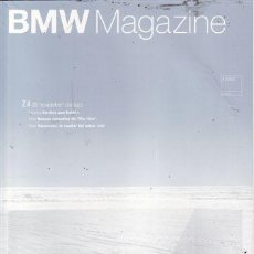 """Voitures: REVISTA BMW Nº 4 AÑO 2002. PRUEBA: Z4 EL """"ROADSTER"""" DE LUJO. . Lote 37455427"""