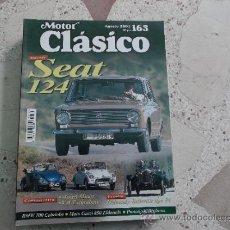 Autos - motor clasico nº 163, seat 124, - 58486750