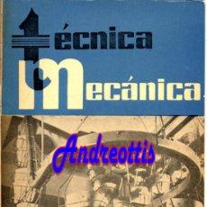 Coches: REVISTA TECNICA MECANICA. MECANICA, MOTORES Y AUTOMOVILES Nº 24 (PEDIDO MÍNIMO 20,.€). Lote 38808183