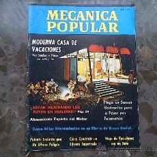 Coches: MECANICA POPULAR. JULIO 1968.. Lote 33775571
