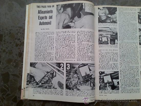 Coches: MECANICA POPULAR. JULIO 1968. - Foto 3 - 33775571