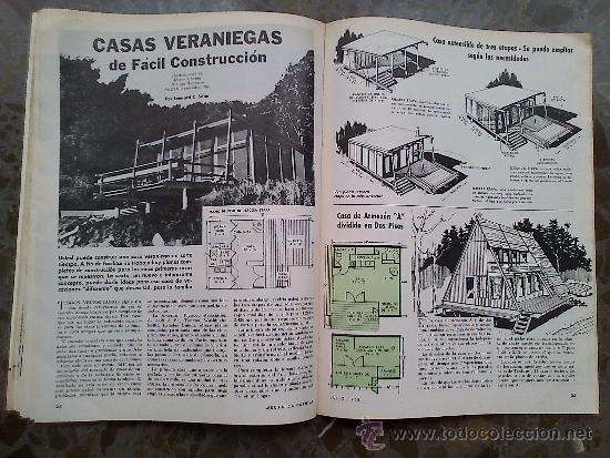 Coches: MECANICA POPULAR. JULIO 1968. - Foto 5 - 33775571
