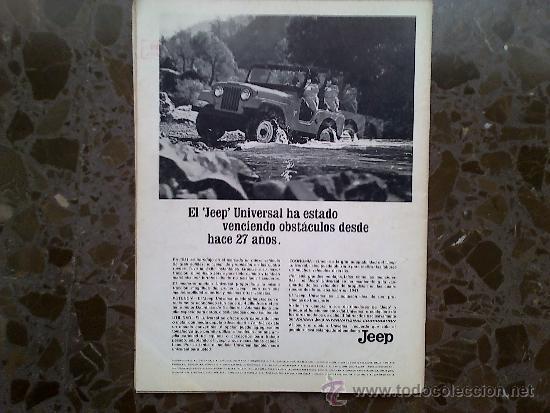 Coches: MECANICA POPULAR. JULIO 1968. - Foto 7 - 33775571