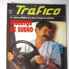 Coches: REVISTA TRAFICO Nº119 AÑO 1996 APNEA AUDI A3 ALICIA ALONSO. Lote 39778091
