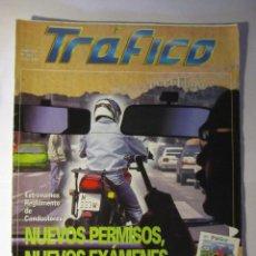 Coches: REVISTA TRAFICO Nº124 AÑO 1997 JAVIER SARDA. Lote 39778149