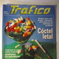 Coches: REVISTA TRAFICO Nº122 AÑO 1997 ALEX CRIVILLE RAMON GARCIA. Lote 39778193