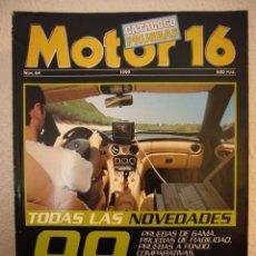 Coches: REVISTA MOTOR 16 CATALOGO PRUEBAS Nº 64 1999 ESPAÑOL. Lote 40520287