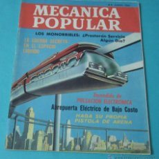 Coches: MECÁNICA POPULAR. MARZO 1964. Lote 40677618