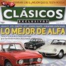 Coches: CLASICOS EXCLUSIVOS N. 81 - EN PORTADA: LO MEJOR DE ALFA (NUEVA). Lote 164185313