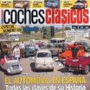 Coches: COCHES CLASICOS N. 100 - EN PORTADA: EL AUTOMOVIL EN ESPAÑA (NUEVA). Lote 162034808