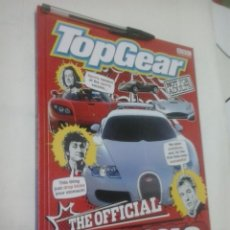 Coches: LIBRO -TOP GEAR-THE OFFICIAL ANNUAL 2010-INGLES-BBC. Lote 40872534