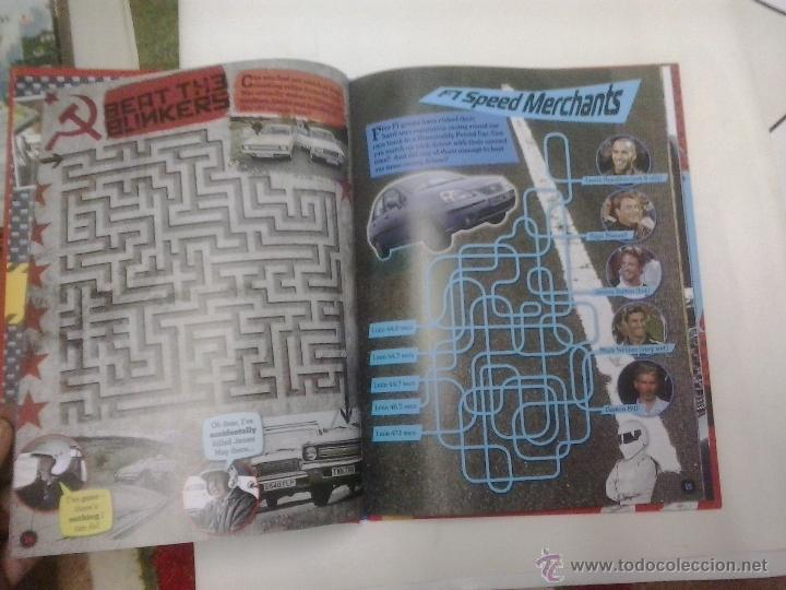 Coches: LIBRO -TOP GEAR-THE OFFICIAL ANNUAL 2010-INGLES-BBC - Foto 3 - 40872534