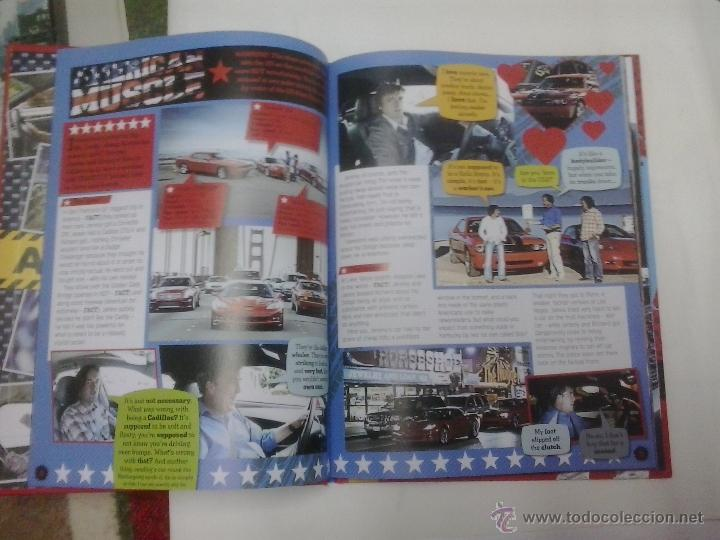 Coches: LIBRO -TOP GEAR-THE OFFICIAL ANNUAL 2010-INGLES-BBC - Foto 4 - 40872534