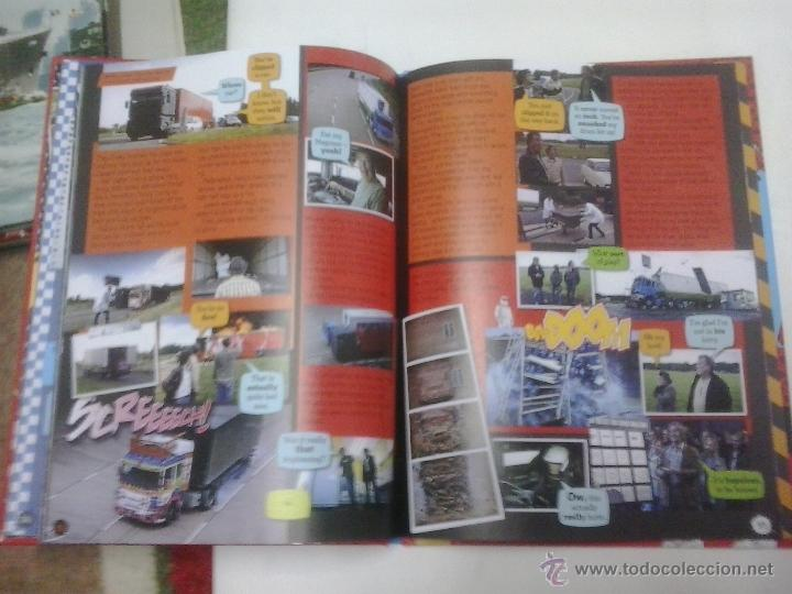 Coches: LIBRO -TOP GEAR-THE OFFICIAL ANNUAL 2010-INGLES-BBC - Foto 5 - 40872534