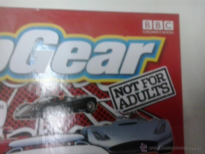 Coches: LIBRO -TOP GEAR-THE OFFICIAL ANNUAL 2010-INGLES-BBC - Foto 6 - 40872534