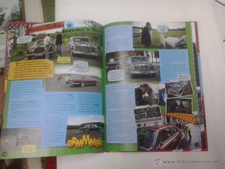 Coches: LIBRO -TOP GEAR-THE OFFICIAL ANNUAL 2010-INGLES-BBC - Foto 8 - 40872534
