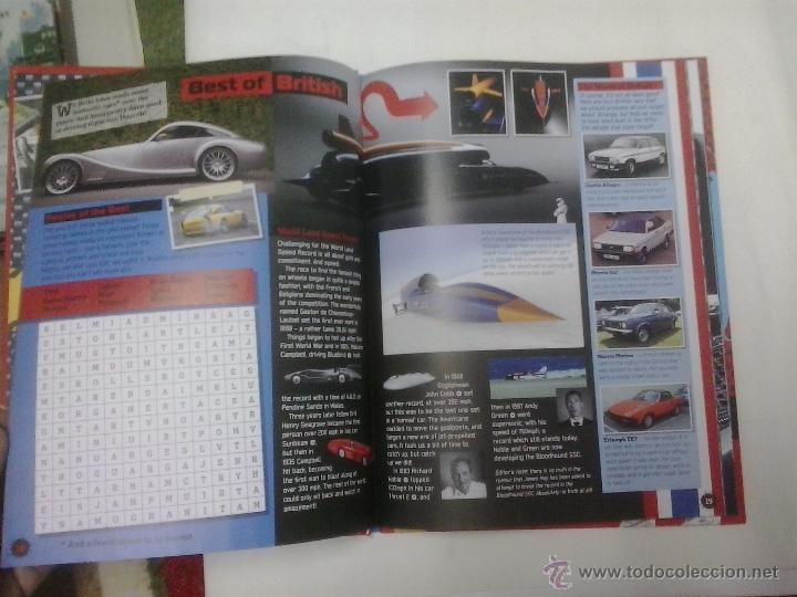 Coches: LIBRO -TOP GEAR-THE OFFICIAL ANNUAL 2010-INGLES-BBC - Foto 9 - 40872534