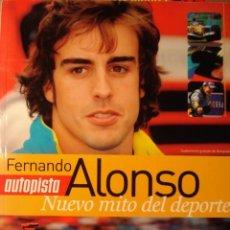 Coches: AUTOPISTA ESPECIAL FERNANDO ALONSO 2005. Lote 144811704
