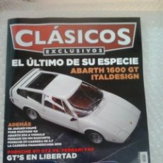 Coches: CLASICOS EXCLUSIVOS N59 . Lote 41479860