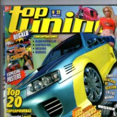 Coches: TOP TUNING Nº 22. Lote 41568396