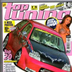 Coches: TOP TUNING Nº 20. Lote 41568400