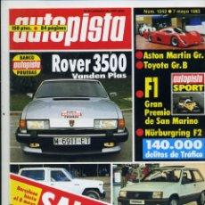 Autos - Autopista nº 1242 Rover 3500 Vanden Plas - 42489974